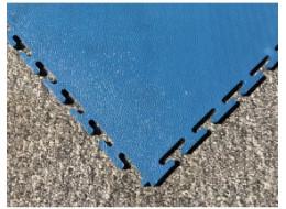 DALLE PVC GS50 BLEU