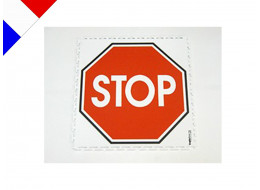 DALLE PVC PICTO STOP